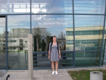 Heidi at the Max Planck