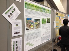 Poster session at AGU San Francisco