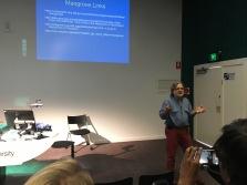Prof John Beardall's last undergraduate lecture at Monash